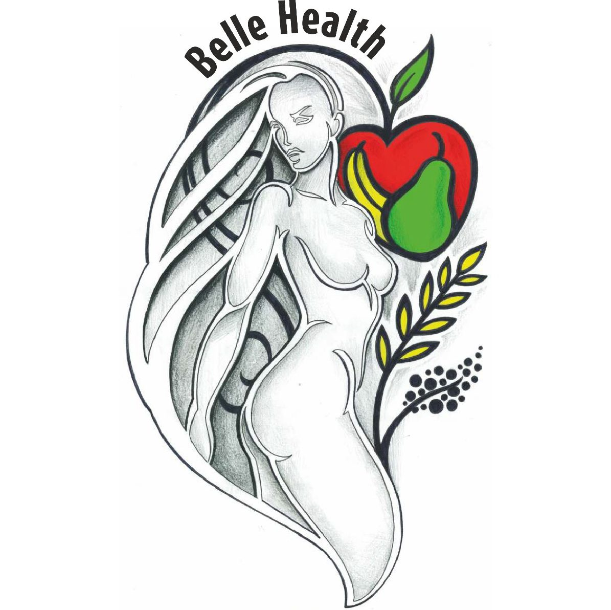 Belle Health vitaliteitsmanagement logo